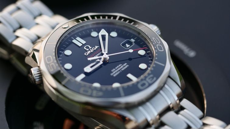 pre-owned Omega watch for sale